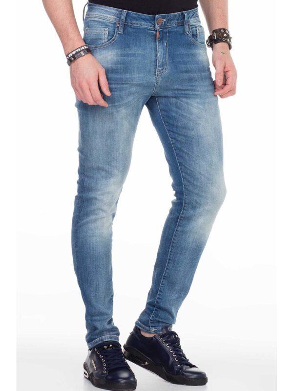 خرید اینترنتی شلوار جین مردانه برند cipoboxx از ترکیه