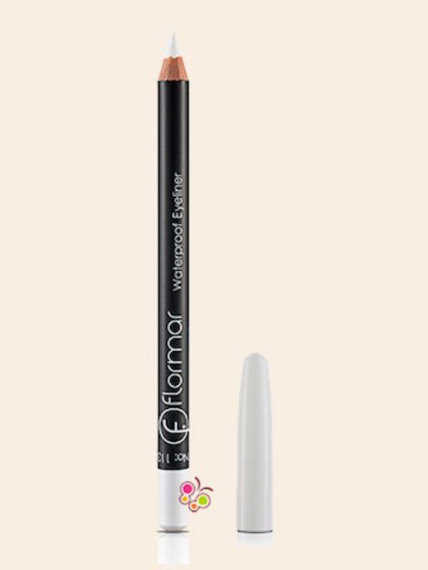 خرید اینترنتی مداد چشم سفید کد 113برند Flormar از ترکیه