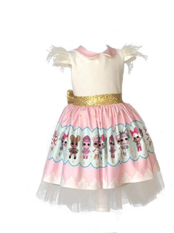 خرید اینترنتی لباس مجلسی دخترانه با ارسال مستقیم از ترکیه