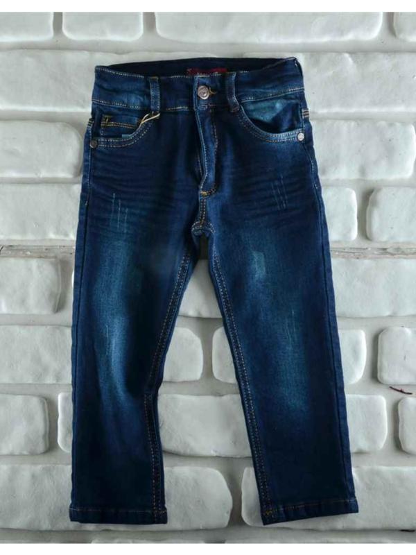 خرید اینترنتی شلوارک جین پسرانه آبی رنگ از ترکیه