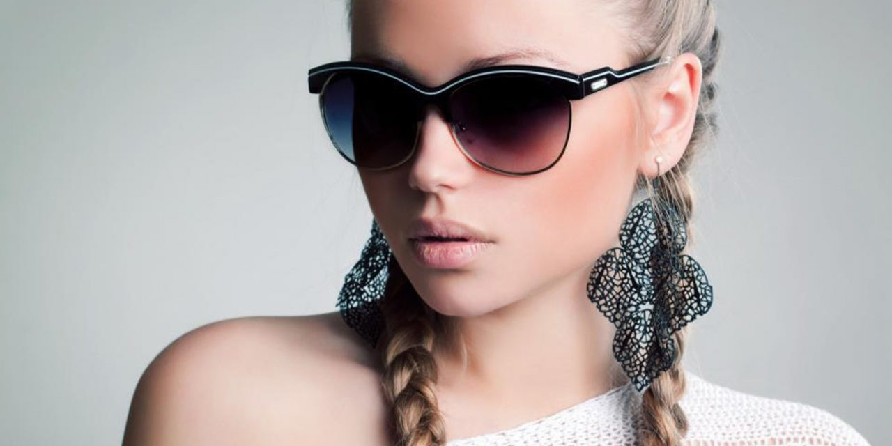 تشخیص عینک آفتابی اورجینال