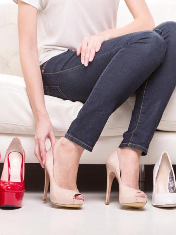 کفش پاشنه بلند ۲۰۲۱