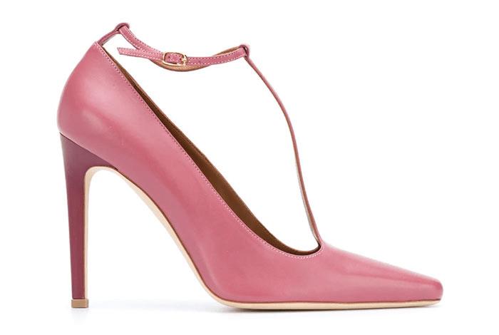 کفش پاشنه زنانه